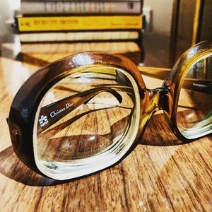 Retro Vintage Dior Sunglasses